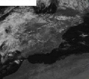 Imagen Meteosat